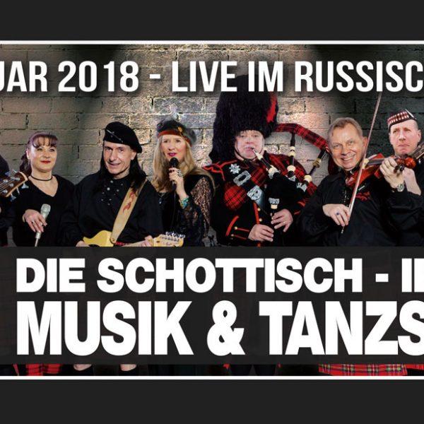 10. Februar 2018 Live im Konzertsaal des Russischen Hauses in Berlin Mitte